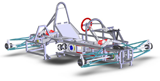 Electric car conversion kit mini cooper
