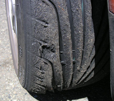 How Often To Rotate Tires >> Rotate Directional Tires Side to side? - MBWorld.org Forums